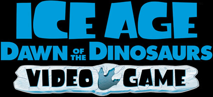 Logo of Ice Age 3: Dawn of the Dinosaurs (DS)