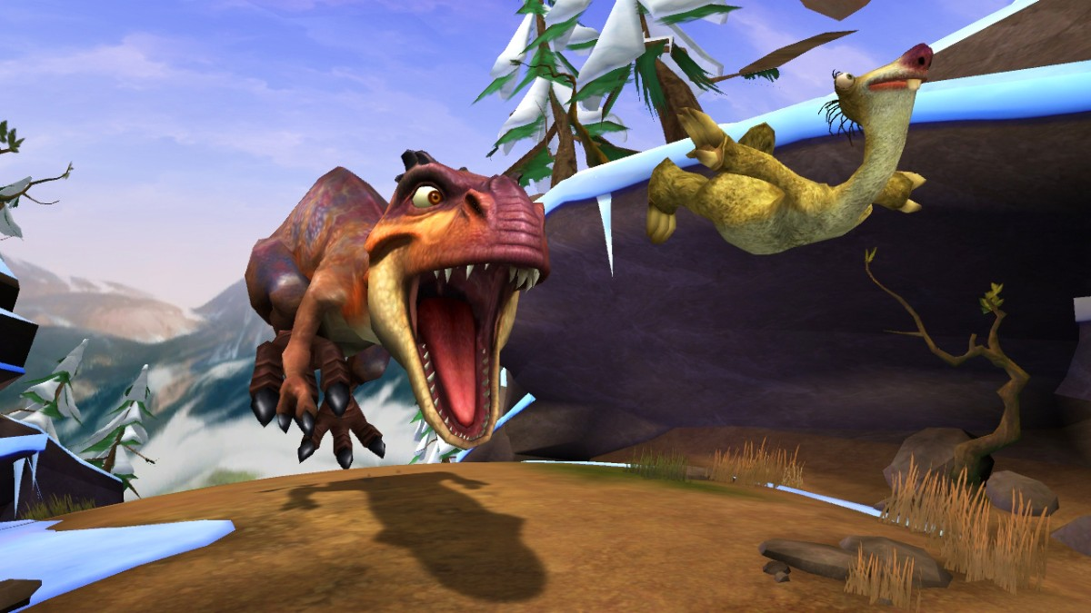 ice age dawn of the dinosaurs torrent