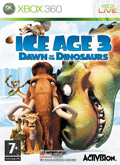 UK Boxshot of Ice Age 3: Dawn of the Dinosaurs (XBOX360)