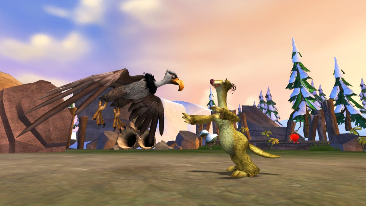 İce Age 3 : Dawn Of the Dinasaours Screen7_large