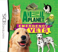 UK Boxshot of Animal Planet: Emergency Vets (DS)