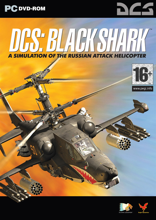 Black Shark cover dvd images