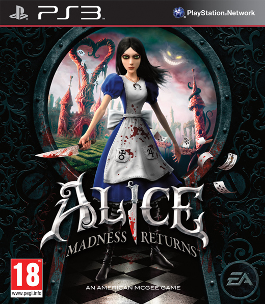 Alice Madness Returns Xbox Ps3 Ps4 Pc jtag rgh dvd iso Xbox360 Wii Nintendo Mac Linux