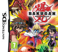 UK Boxshot of Bakugan: Battle Brawlers (DS)