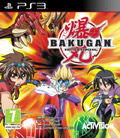 UK Boxshot of Bakugan: Battle Brawlers (PS3)