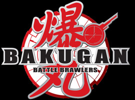 Logo of Bakugan: Battle Brawlers (PS3)