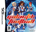 UK Boxshot of Galactik Football (DS)