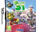 UK Boxshot of Planet 51 (DS)