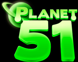 Logo of Planet 51 (DS)