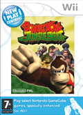 UK Boxshot of Donkey Kong: Jungle Beat (NINTENDO Wii)