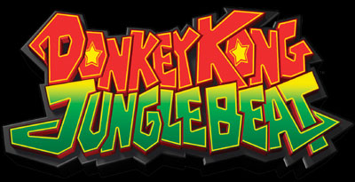 Logo of Donkey Kong: Jungle Beat (NINTENDO Wii)
