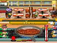 Click to enlarge this screenshot of Fast Food Panic (DS)