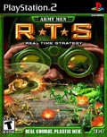 US Boxshot of Army Men: RTS (PS2)