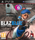UK Boxshot of BlazBlue: Calamity Trigger (PS3)