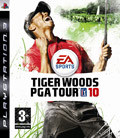 UK Boxshot of Tiger Woods PGA Tour 10 (PS3)