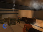 Click to enlarge this screenshot of 007: Agent Under Fire (XBOX)