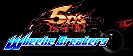 Logo of Yu-Gi-Oh! 5D's Wheelie Breakers (NINTENDO Wii)