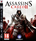 UK Boxshot of Assassin's Creed II (PS3)