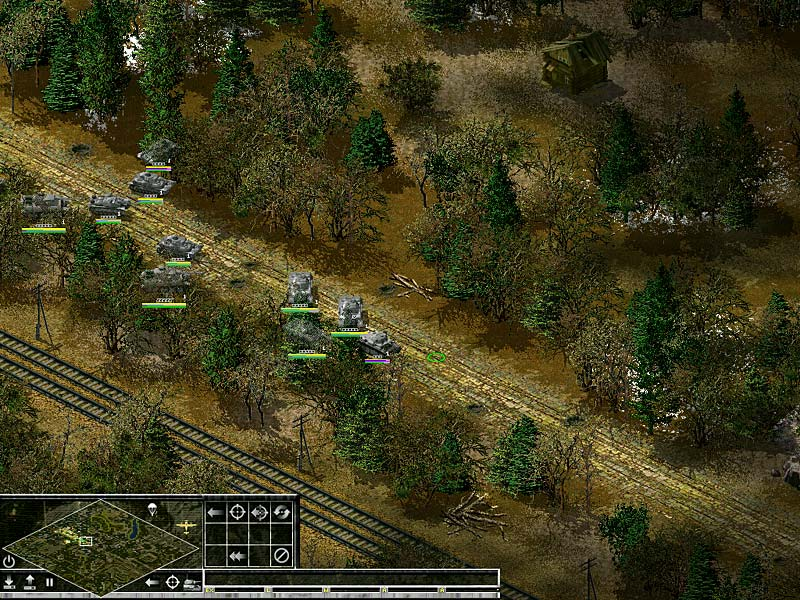 screen1 large Sudden Strike 2 PC Download