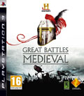 UK Boxshot of History: Great Battles Medieval (PS3)
