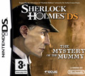 UK Boxshot of Sherlock Holmes: The Mystery of the Mummy (DS)