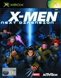 UK Boxshot of X-Men: Next Dimension (XBOX)