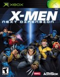 US Boxshot of X-Men: Next Dimension (XBOX)