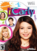 US Boxshot of iCarly (NINTENDO Wii)