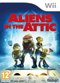 UK Boxshot of Aliens in the Attic (NINTENDO Wii)