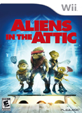 US Boxshot of Aliens in the Attic (NINTENDO Wii)