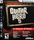 US Boxshot of Guitar Hero 5 (PS3)