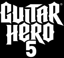 Logo of Guitar Hero 5 (PS3)