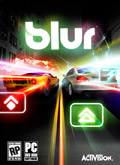US Boxshot of Blur (PC)