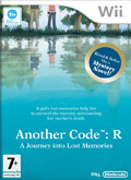 UK Boxshot of Another Code R: A Journey into Lost Memories (NINTENDO Wii)