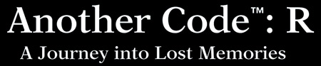 Logo of Another Code R: A Journey into Lost Memories (NINTENDO Wii)