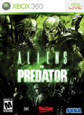 US Boxshot of Aliens vs Predator (XBOX360)