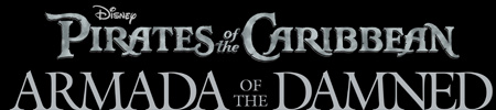 Pirates of the Caribbean: Armada of the Damned for Sony PlayStation 3