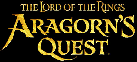 Logo of Lord of the Rings: Aragorn's Quest (DS)