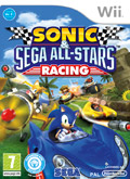 UK Boxshot of Sonic & SEGA All-Stars Racing (NINTENDO Wii)