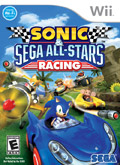 US Boxshot of Sonic & SEGA All-Stars Racing (NINTENDO Wii)