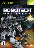 US Boxshot of Robotech: Battlecry (XBOX)