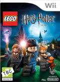 UK Boxshot of LEGO Harry Potter: Years 1-4 (NINTENDO Wii)