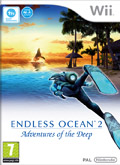 UK Boxshot of Endless Ocean 2 (NINTENDO Wii)