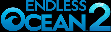 Logo of Endless Ocean 2 (NINTENDO Wii)