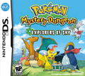 US Boxshot of Pokemon Mystery Dungeon: Explorers of Sky (DS)
