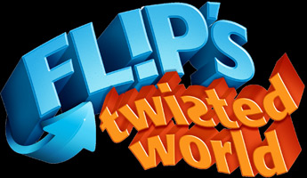 Logo of Flip's Twisted World (NINTENDO Wii)