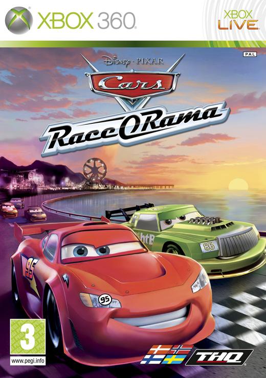 boxshot uk large Cars Race o Rama   XBOX360