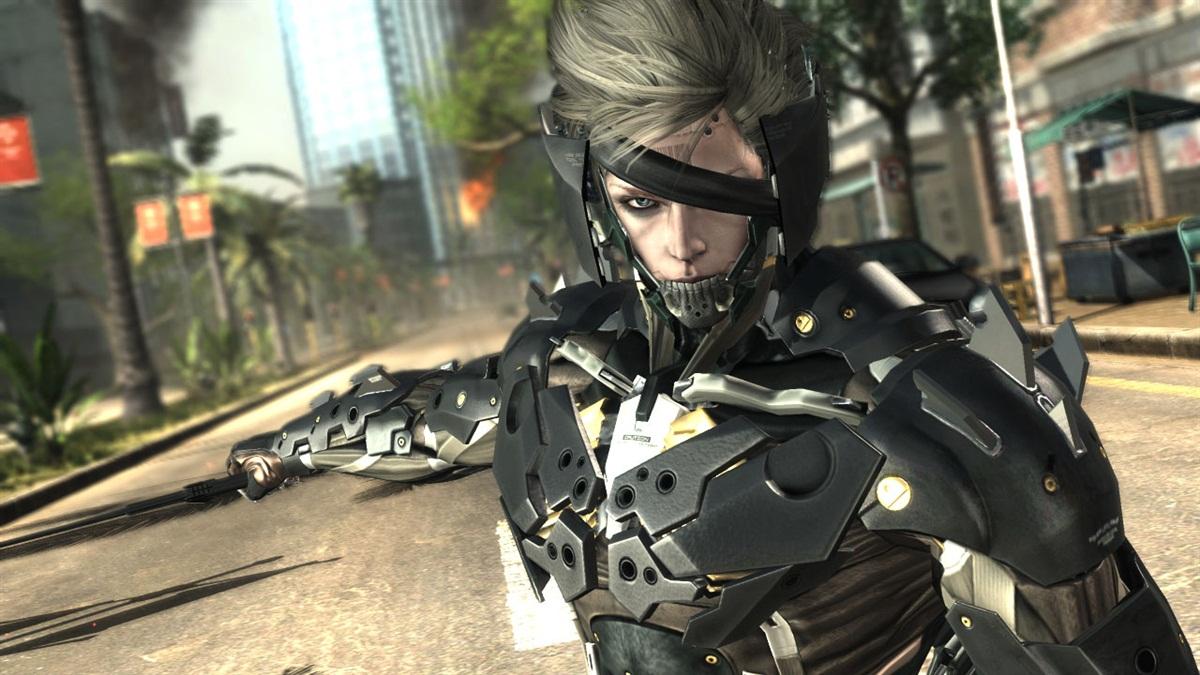 screen1 large Metal Gear Rising Revengeance PS3 DUPLEX