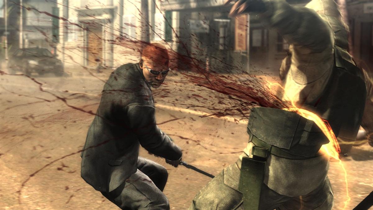 screen2 large Metal Gear Rising Revengeance PS3 DUPLEX