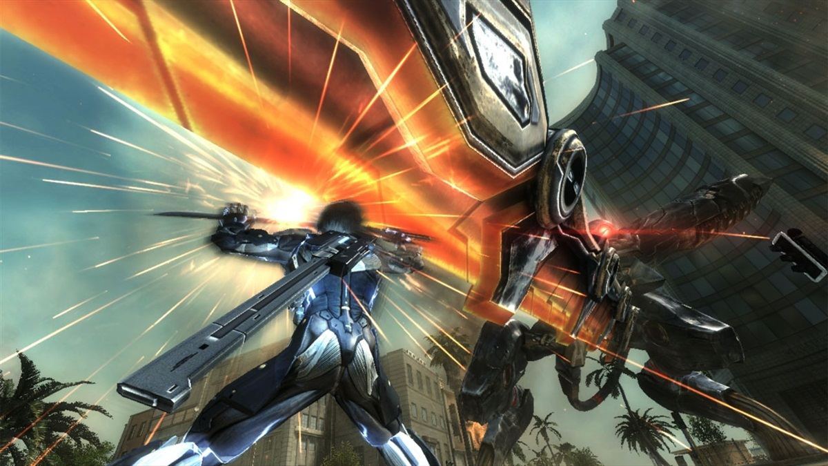 screen4 large Metal Gear Rising Revengeance PS3 DUPLEX
